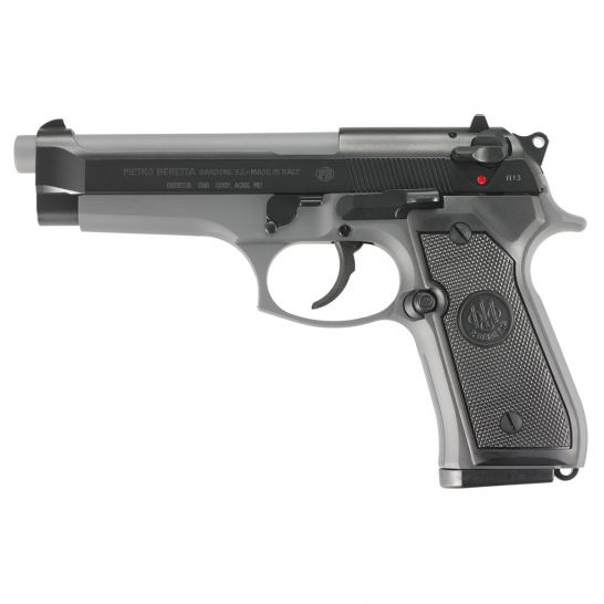 beretta-92fs-9mmp-black-&amp-grey-dual-tone