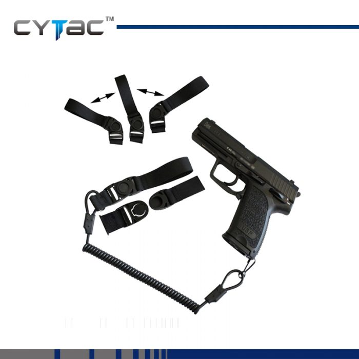 cytac-pistol-lanyard-allows-full-extention-shooting-cy-pl001