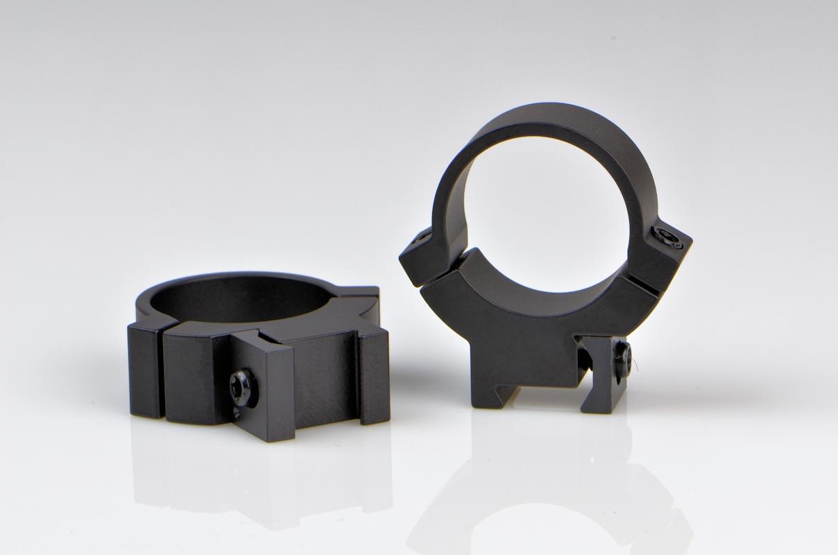warne-721m-1-inch-7322-medium-matte-rings