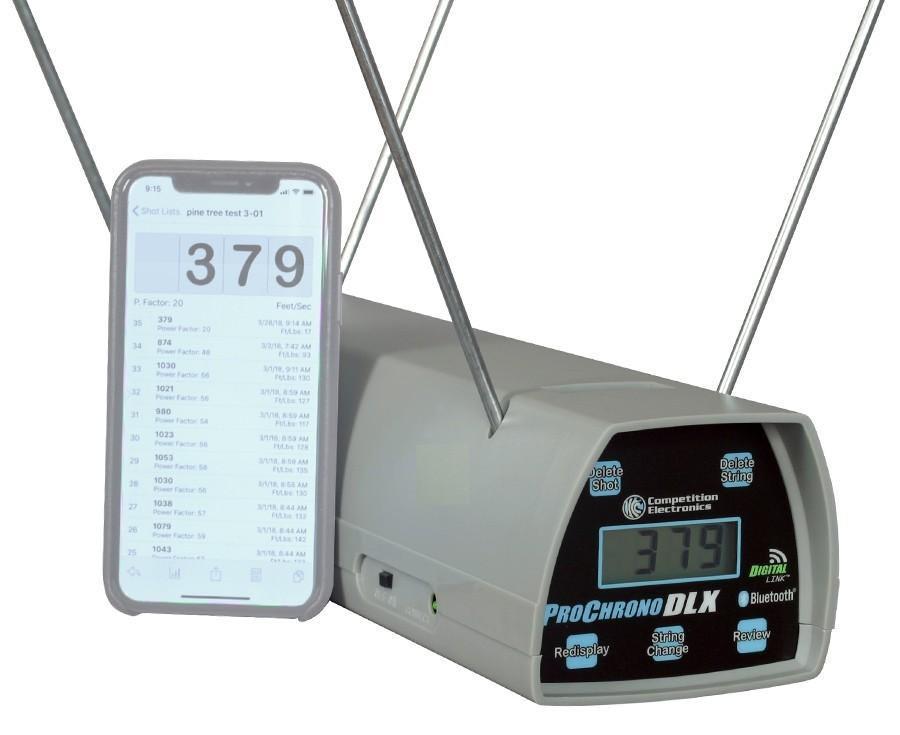 prochrono-dlx-ballistic-chronograph-model-cei-2519